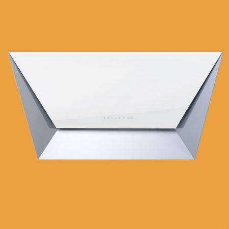 Falmec PRISMA 85 fehér fali páraelszívó