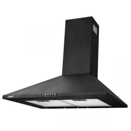 Cata OMEGA 600 BK/L fekete fali páraelszívó