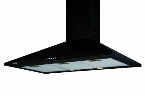 Cata OMEGA 900 BK/L fekete fali páraelszívó
