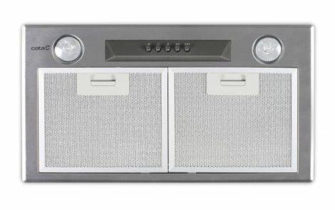 Cata GT-PLUS 45 X/L inox felső szekrénybe vagy kürtőbe építhető páraelszívó