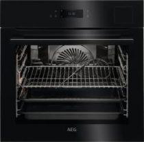 AEG BSE798380B SteamPro beépíthető gőzsütő, WIFI, SousVide, Steamify, maghőmérő