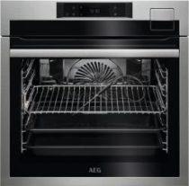 AEG BSE798380M SteamPro beépíthető gőzsütő, WIFI, SousVide, Steamify, maghőmérő