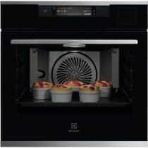 ELECTROLUX KOAAS31CX SteamPro kamerás sütő Gőzsütő, Steamify, gőztisztítás, LCD kijelző, maghőmérő