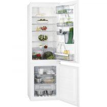 AEG SCB618E5TS Beépíthető kombinált hűtőszekrény, NoFrost, 177 cm