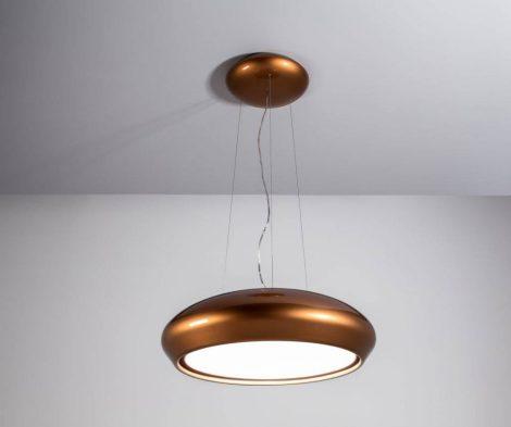 SIRIUS SILT-26 réz lámpa